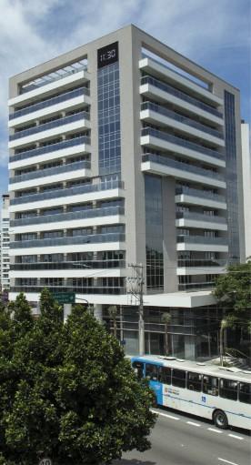 FachadaGate 1 Corporate Offices