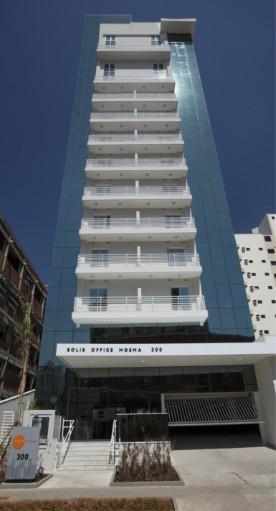 FachadaSolis Office Moema